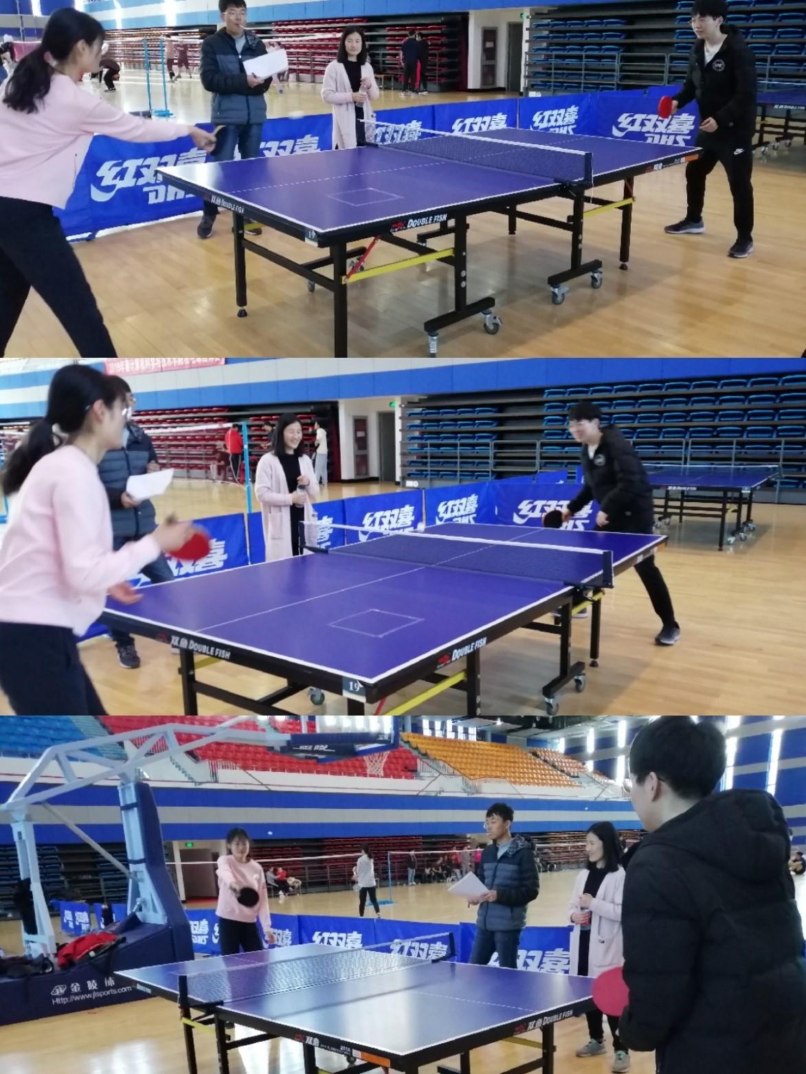 乒乓球比赛 2