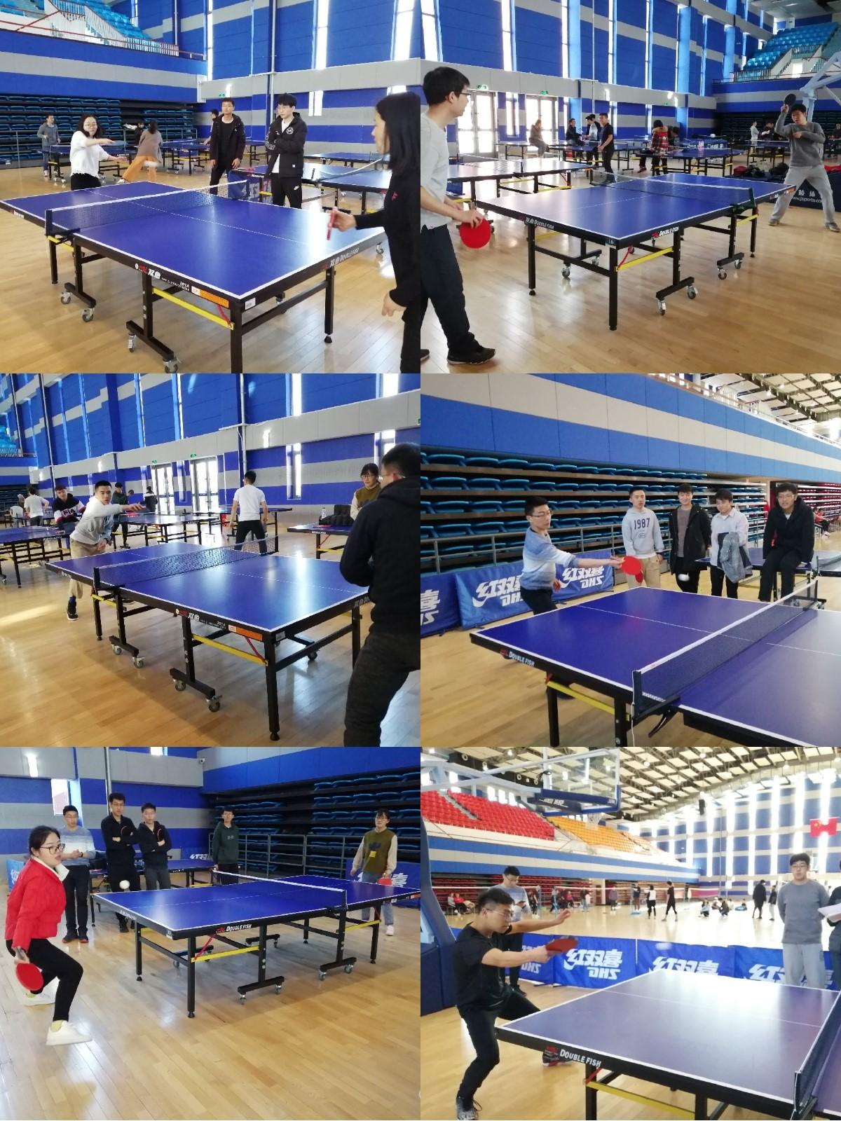 乒乓球比赛 3
