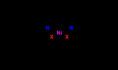 图2 1-[2,4-二(二苯甲基)-6-氯苯胺基]-2-芳基亚胺苊亚基镍配合物催化乙烯聚合